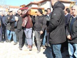 Belçikada öldürülen Türk memleketi Konyada defnedildi