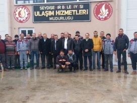 Başkan Tutal'dan personeline yüzde 34 zam müjdesi