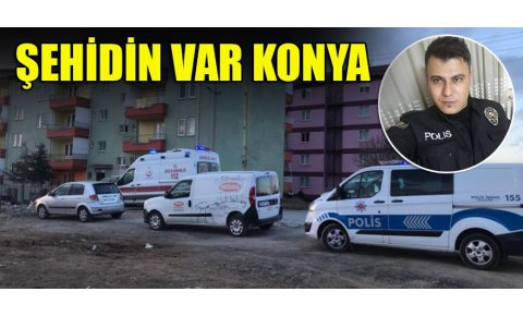 Şehit polis Mehmet Aksoy, Konyada toprağa verilecek