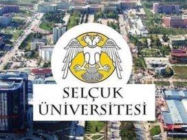 Selçuk Üniversitesine Öğretim Üyeleri alınacak