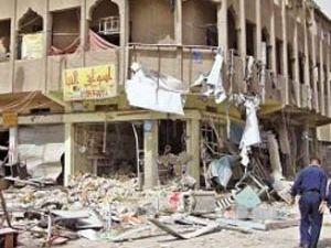 Irakta Askerlik Şubesine Saldırı