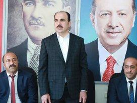 Başkan Altay, Halkapınarda destek istedi