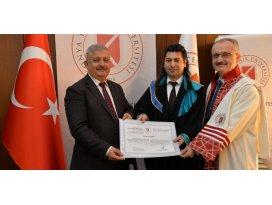 KTÜNde ilk diploma heyecanı