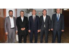 Meram'da, Cumhur İttifakından istişare toplantısı düzenlendi