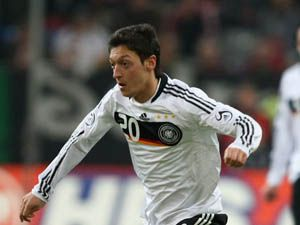 Mesut, Real Madridde