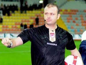 Konyaspor-Eskişehirspor maçı hakemi