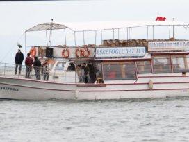 Beyşehir Gölünde yat turizmi sezonu açıldı