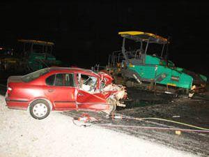 Aynı yolda iki kaza:3 ölü