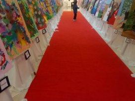 Dünya Sanat Günü dolayısıyla PEMA Kolejinden anlamlı sergi