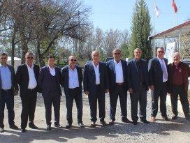Ahmet Nuri Emekli, yeniden başkan seçildi