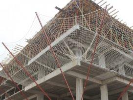 Konyada iki inşaat işçisi yaralandı