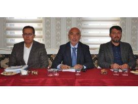 AK Parti İl Başkanlığı ilk ilçe ziyaretini yaptı