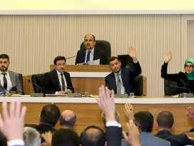 Konya Büyükşehir Belediyesi Meclisi ilk toplantısını yaptı