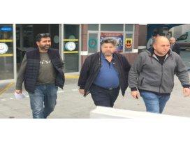 Konyada yola düşen elektrikli bisikletliyi ezdiği öne sürülen sürücü yakalandı