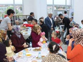 Akşehir Ticaret ve Sanayi Odası iftar yemeği
