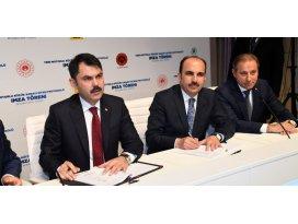 Konya'da sanayilerin taşınma başvuruları başladı