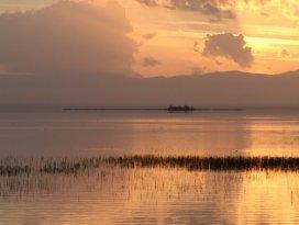 Beyşehir Gölünde av yasağı sona erdi