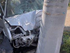 Karapınarda trafik kazaları: 3 yaralı