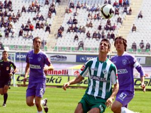 Konyaspor Hacettepeyi 2 golle geçti