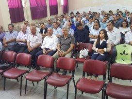 Kuluda İlçe Müdürlüğü Kurulu Toplantısı düzenlendi