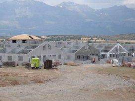 Seydişehirde termal tatil köyü çalışmaları ilerliyor