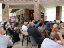 Millet Kıraathanesinde kültürel faaliyetler