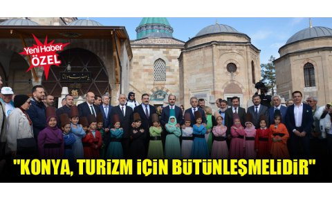 Seda Kuşvuran: Konya, turizm için bütünleşmelidir