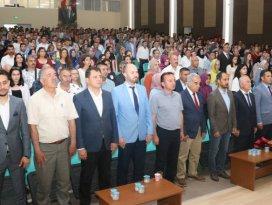 Beyşehir Ali Akkanat İşletme Fakültesinde mezuniyet coşkusu yaşandı