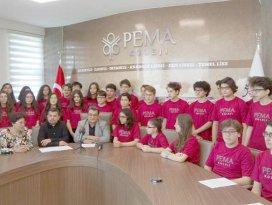 PEMA Koleji'nden seriye devam