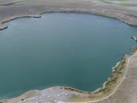 Meke Gölü ve Acı Gölün jeopark alanı olarak tescillenmesi çalışmaları sürüyor