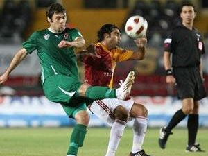 Galatasarayda hüsran gecesi