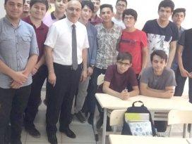 Seyit Ali Büyük Hacıveyiszade Anadolu İHL'yi ziyaret etti