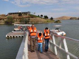 Sille Baraj Park'a tatilci akınına uğruyor