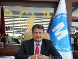 """Abdil Erdal: """"Konya, üreten ve üretmeyi seven bir şehirdir"""