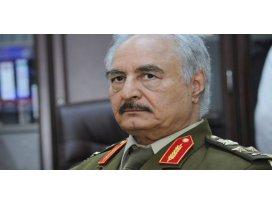 Hafter güçlerinden hava saldırısı: 41 ölü, 37 yaralı