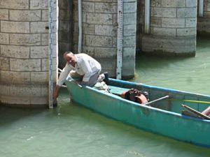 Beyşehir Gölünde su seviyesi düşüyor