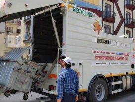 Ereğli Belediyesinden bayram sonrası temizlik hamlesi