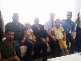 Parlar Kore Gazisi'ni ziyaret etti