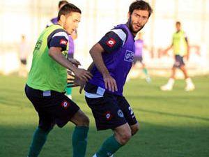 Gaziantepspor maçı hazırlıkları sürüyor