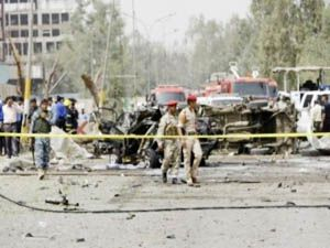 Bağdatta intihar saldırısı: 11 ölü