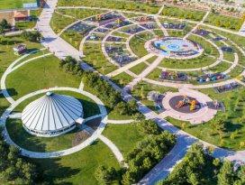 Meram Millet Bahçesini 460 bin kişi ziyaret etti