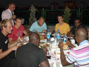 Konyaspor iftar yemeğinde bir araya geldi