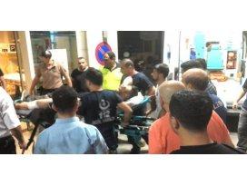 Siirtte uyuşturucu tacirleri polise saldırdı: 1 polis yaralı, saldırgan öldürüldü