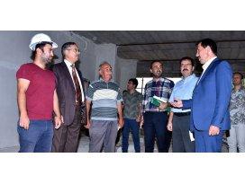 Kılca: Hedefimiz Karatay'a kaliteli eğitim mekânları kazandırmak