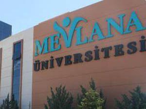 Mevlana Üniversitesi eğitime hızlı başladı
