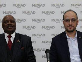 """""""Ruanda, Afrika'ya açılan önemli bir kapıdır"""""""