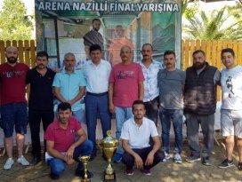 Posta güvercinleri Konya'dan Aydın'a gitti