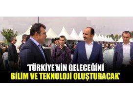 TÜBİTAK Başkanı: Türkiyenin geleceğini bilim ve teknoloji oluşturacak