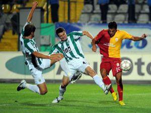 Galatasaray Ayrupaya veda etti