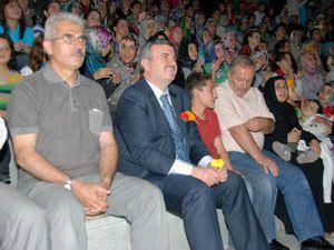 Rahmet Akşamları'nda Mustafa Cihat Konseri